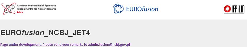 EURO<i>fusion</i>_NCBJ_JET4